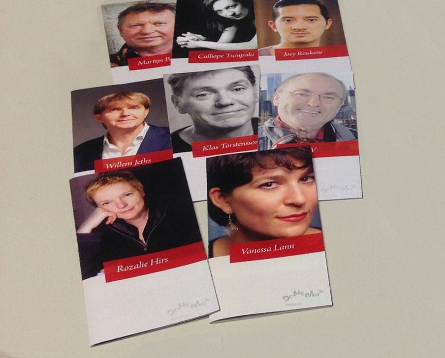 Donemus brochures